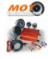 KIT AUDIO MOTOELECTRONICA 4 CANALES CON MP3